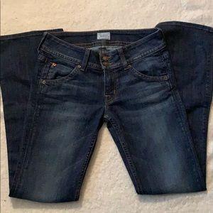 Dark wash Hudson jeans size 27